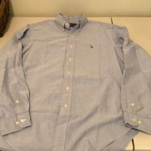 Ralph Lauren - Men's Oxford long sleeve
